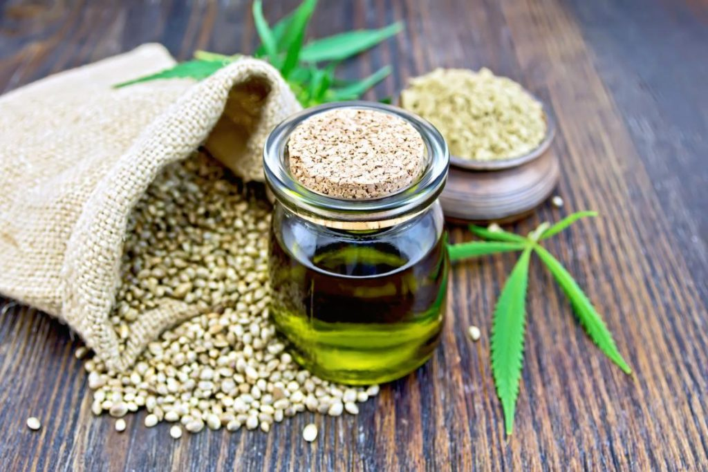 hemp seeds cbd